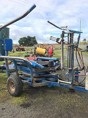Tractor Round Bale Wrapper Tanco 500s
