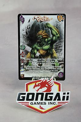 Street Fighter CCG - Blanka #19 Uncommon
