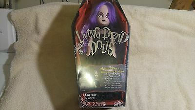 Living Dead Dolls by Mezco Scary Tales vol.2 Beauty opened in excellant cond.