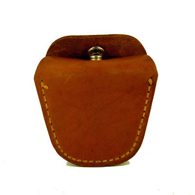 1970's NOS US UK Army Military Leather Bag Ammo Pouch for Hunting Fishing MLLI