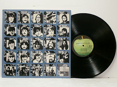 THE BEATLES Christmas Album LP Apple SBC-100 NM SF Bell Sound WINCHESTER Press