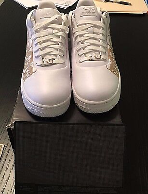 Authentic Nike Air force 1 Supreme (PLYRS) Edition Leather - Men's Size 9.5