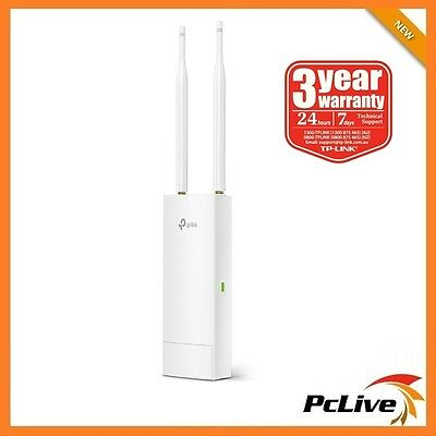 TP-Link CAP300-Outdoor 300Mbps Wireless N Outdoor Access Point POE WIFI