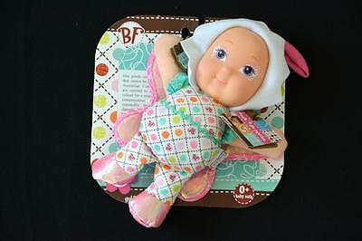 NEW My First Doll Goldberger HOOK N GO FAIRY baby pram toy GLEN IRIS girl gift