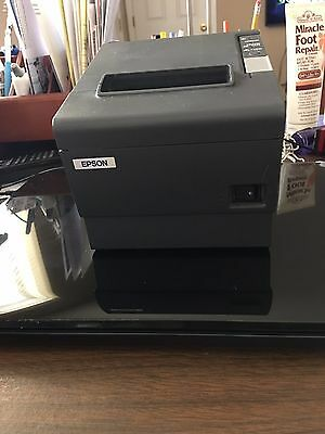 EPSON TM-T88IV CHARCOAL THERMAL PRINTER only!