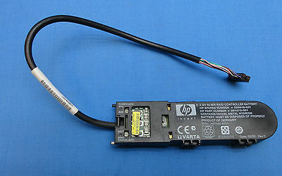 HP 012695-001 381573-001 398648-001 Smart Array Controller Battery with cable