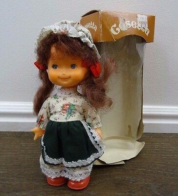 Vintage Vinyl Doll Cosetta with Freckles