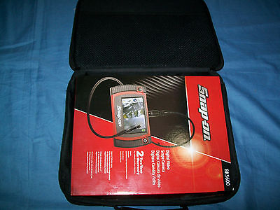 """MINT Snap-on™ BK5600 Digital Video Scope Camera 4.3"""" LCD Barely used"""