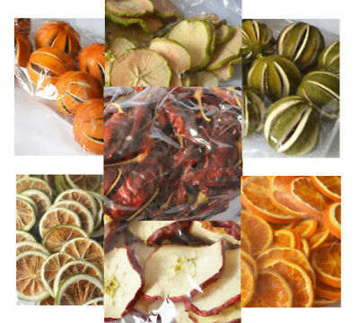 Dried Fruit - florist decorations wreaths autumnal