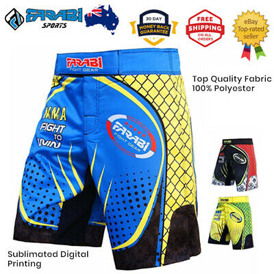 MMA Shorts Grappling cage fight Boxing Martial Arts -Pro Series
