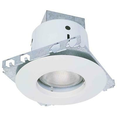 Commercial Electric CAT101 5 in. White Recessed Lighting Kit (K1) SET OF 4