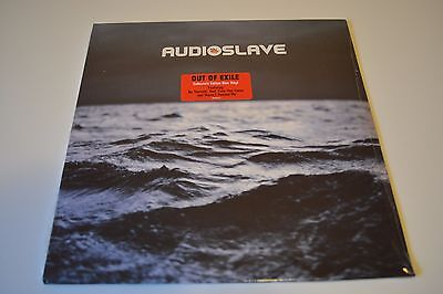 Audioslave – Out Of Exile on Rare Blue Vinyl 2LP NEW