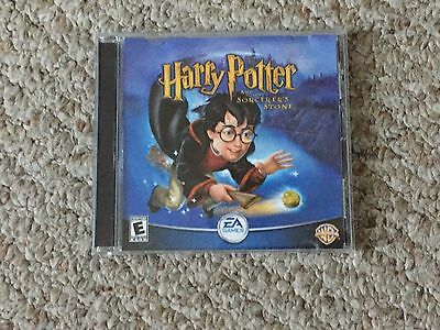 Harry Potter Sorcerers Stone 2001 Pc