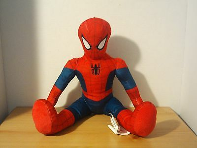 Action Figure Marvel Ultra Spiderman Stuffed Toy