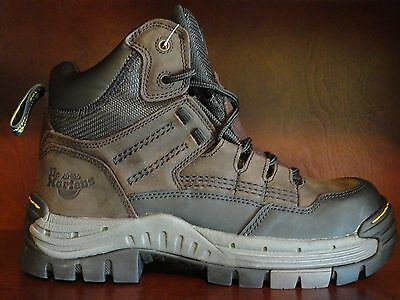 New! Mens DR. MARTENS COMPOSITE TOE METAL FREE WORK BOOT ASTM F2413-11