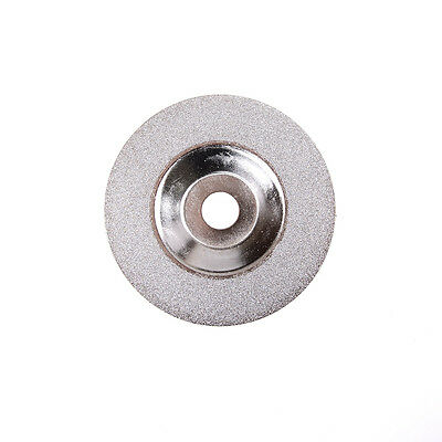 100mm4inch Diamond coated Grinding Polishing Grind Disc Saw Blade Rotary WheelPB