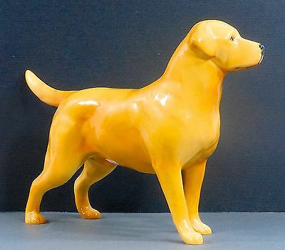 BESWICK, LABRADOR, Ch. 'Solomon of Wendover', Hand-Painted China, #1548, W/Box