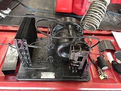 Westinghouse coca cola Coke Soda Cooler machine WE-6 Motor And Coil