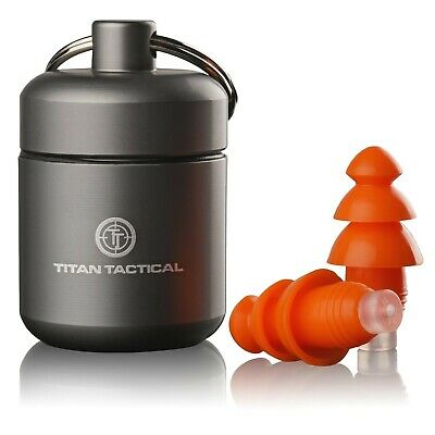 Tactical Ear Plugs for Hearing Protection Military Combat Arms*Shooting Ear/'P WD