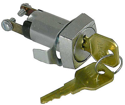 SPST-N.O. Fancy Key Switch Keyed # 20   19276