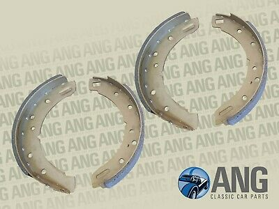 SUNBEAM ALPINE SERIES III, IV, SUNBEAM TIGER REAR BRAKE SHOES x 4