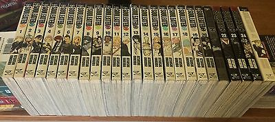 SOUL EATER Vol 1-25 Complete Set : ENGLISH (Perfect Condition)