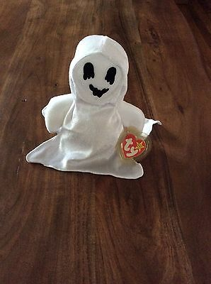 Brand New Beanie Baby - Sheets the Ghost - 1999