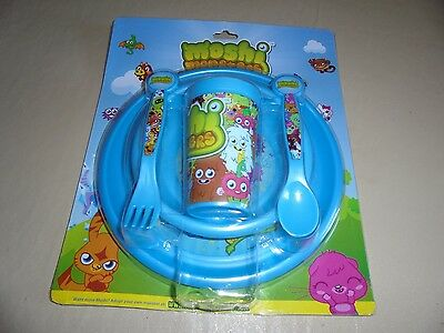 moshi monsters  meal  set new and sealed