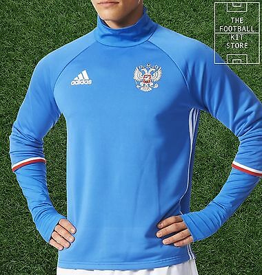 Russia Training Top - Official adidas Football Training Wear - Mens - All Sizes