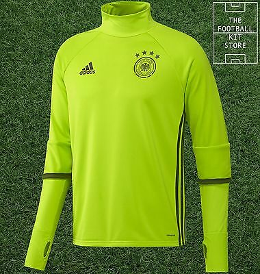 Germany Training Top -  Official adidas Mens Training Wear - All Sizes
