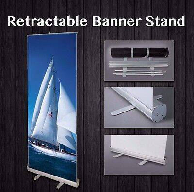 BANNER STANDS  WITH  GRAPHIC  ? we will print what you provide  us