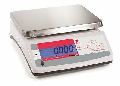 New Demo Ohaus V11P3T Dual Display  Economy Scale - 3000 g X  0.5 g - Warranty!