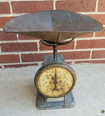 Vintage American Cutlery Co. Scale, Country Store/Shop Scale, Great Display Item