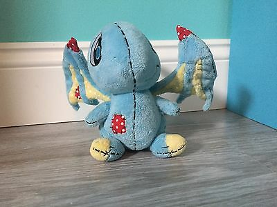 "Rare Neopets ""Plushie Shoyru"" plush doll toy (USED)"