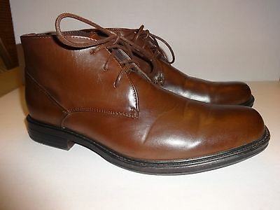 Alpine Swiss Men's Chukka/ankle Boots size 10M Brown