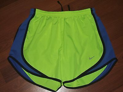 NIKE DRI-FIT Tempo Athletic Running Workout Brief Lined Shorts Women's Size S