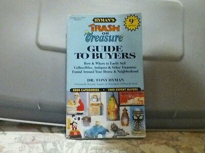 Hyman's Trash or Treasure - 9th Edition - Guide to Buyers