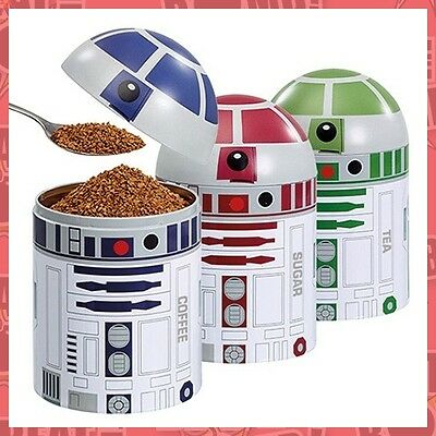 Star Wars Droid Storage Containers  - BRAND NEW