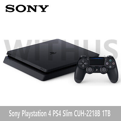 Sony Playstation 4 PS4 Slim CUH-2017A Console 500GB - Next of 1205A