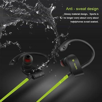 Wireless Bluetooth Sport Earphone Stereo Headphone Headset Earbud Four Colors