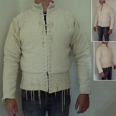 Larp Padded Arming Doublet - Perfect Re-Enactment / Costume Use