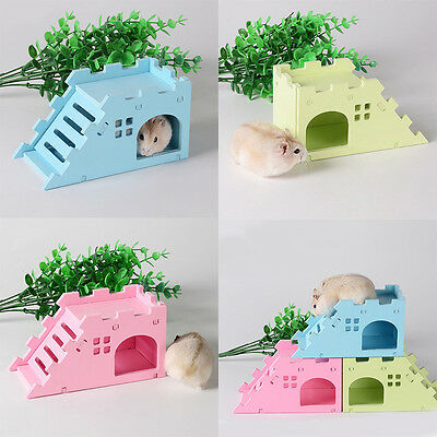 Fun Small Pet Rabbit Mice Chinchilla Guinea Pig Hamster House Cage Toy