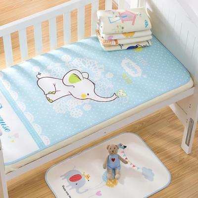 Elephant 2x Lot Baby Reusable Diaper Changing Pad Home Travel Portable Mat