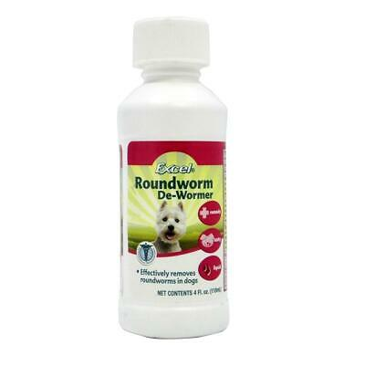 8 in 1 Excel Dewormer Liquid 4oz For Dog Free Shipping
