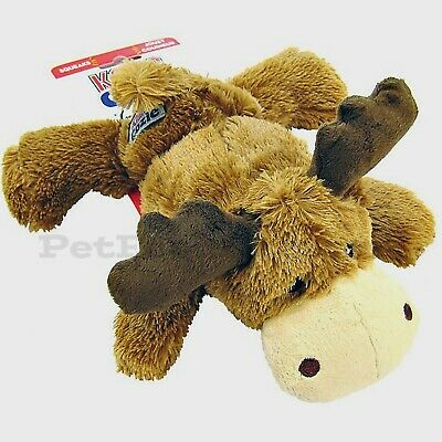 Kong Cozie Marvin Moose Dog Toy Med(Free Shipping In USA)
