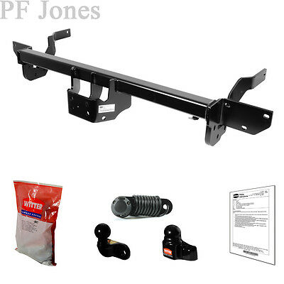 Witter Towbar for Fiat Ducato Van 2006 On - Flange Tow Bar