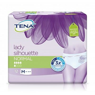 TENA Lady Silhouette Normal - Médium