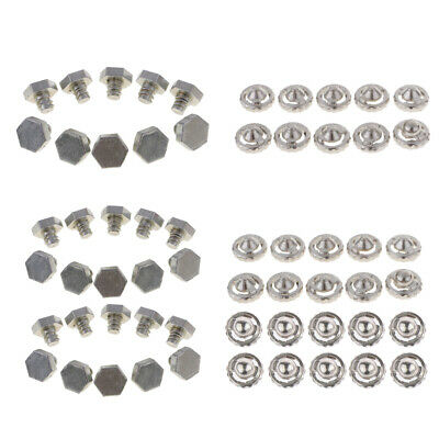 10/20 Beyblade Performance Tips Parts/Bolts Screws Spinning Top Accessories