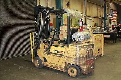 Used Hyster Fork Lift