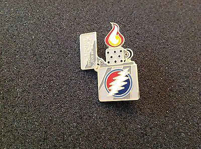 Grateful Dead & And Company Blossom OH Tour Pin New Rare Sold Out